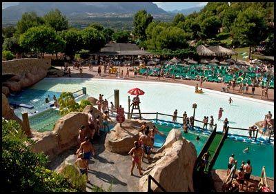 aqualandia piscina