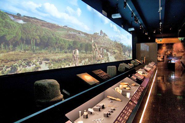 MARQ. Museo arqueológico