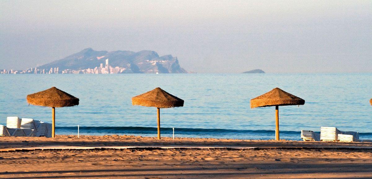 playas de Alicante San Juan
