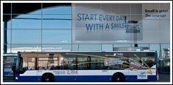 Autobus aeropuerto alicante