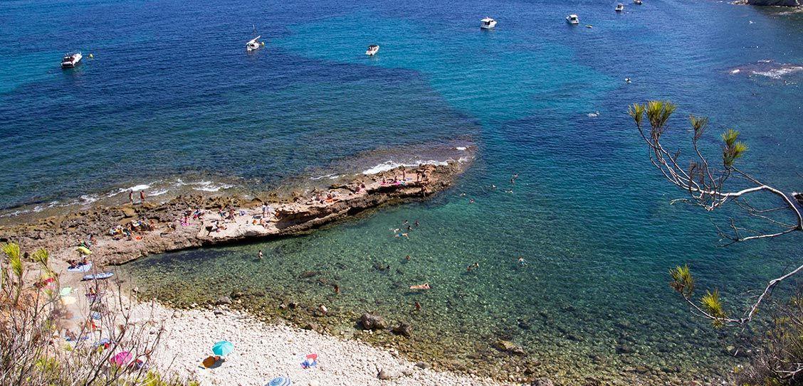 11 calas y playas en Jávea que te sorprenderán