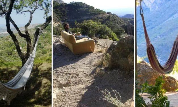 10 alojamientos para desconectaren la montaña alicantina