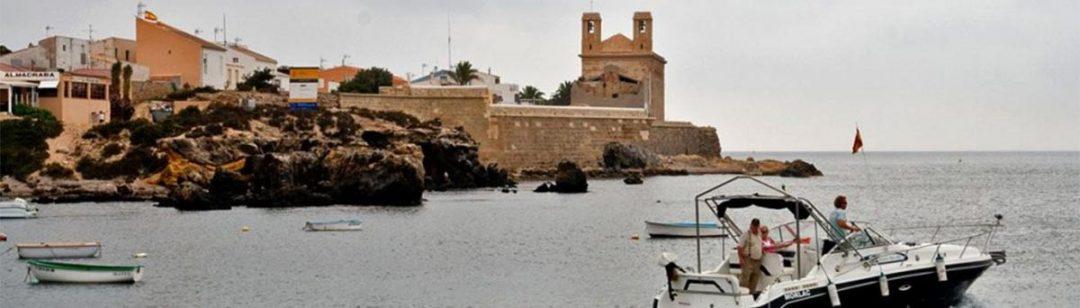 Todo sobre la isla de Tabarca en Alicante