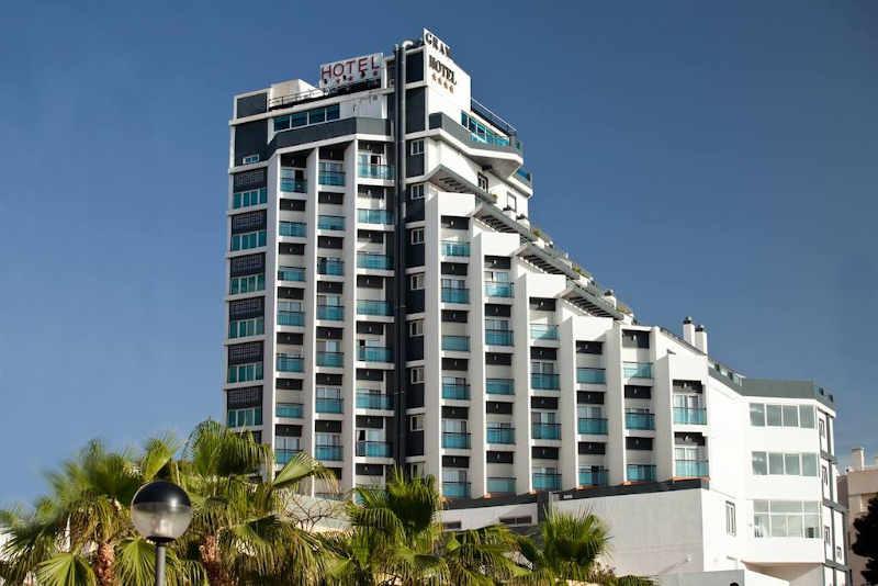 Exterior hotel El Campello