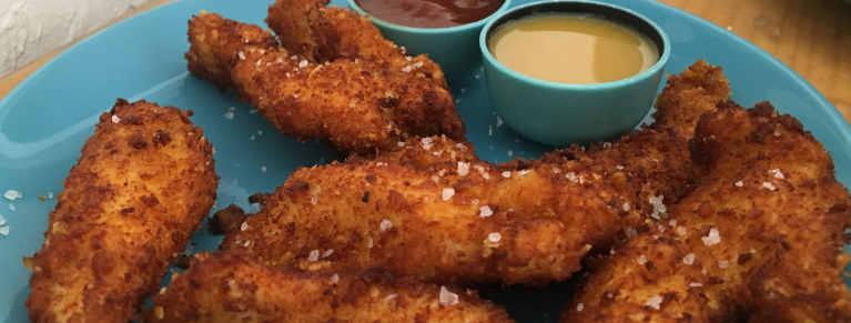 pollo rebozado Merfin