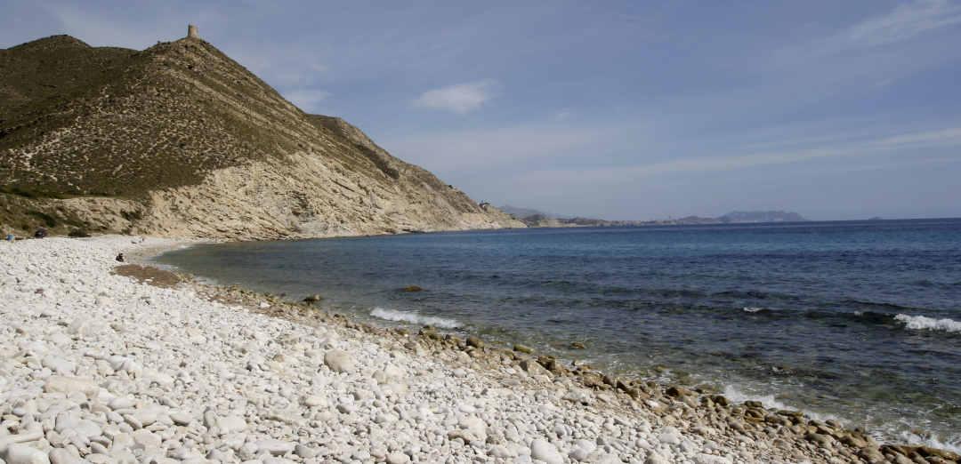 Plano General Playa Llomes de les Reixes El Campello