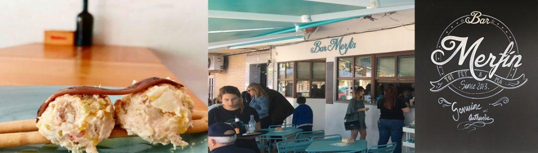 Merfin bar de tapas en El Campello Alicante
