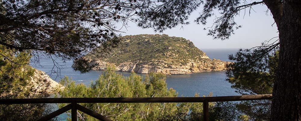 Mirador de L'illa Jávea