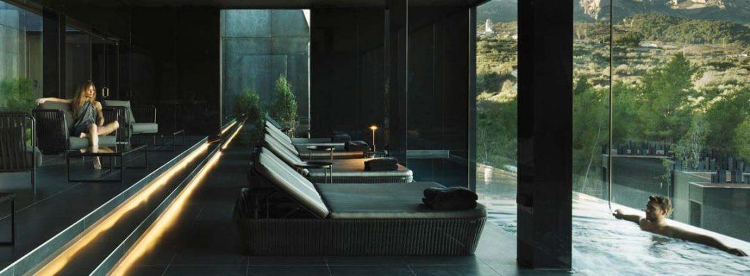 Spa dl hotel Vivood Alicante