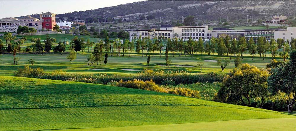 General Campo Golf y Hotel 5 estrellas Algorfa