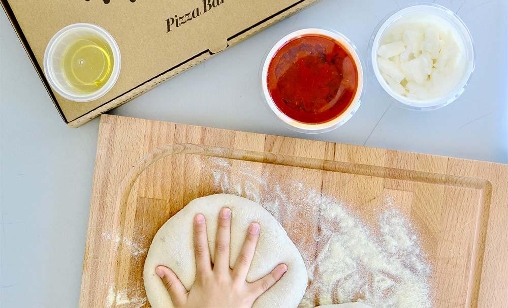 Pizzas de ingranti para hacer en casa