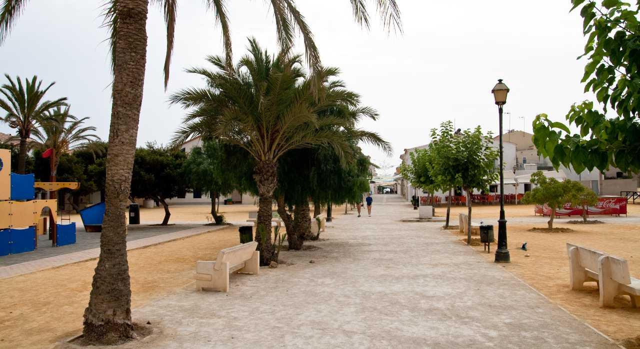 Plaza Gran de Tabarca