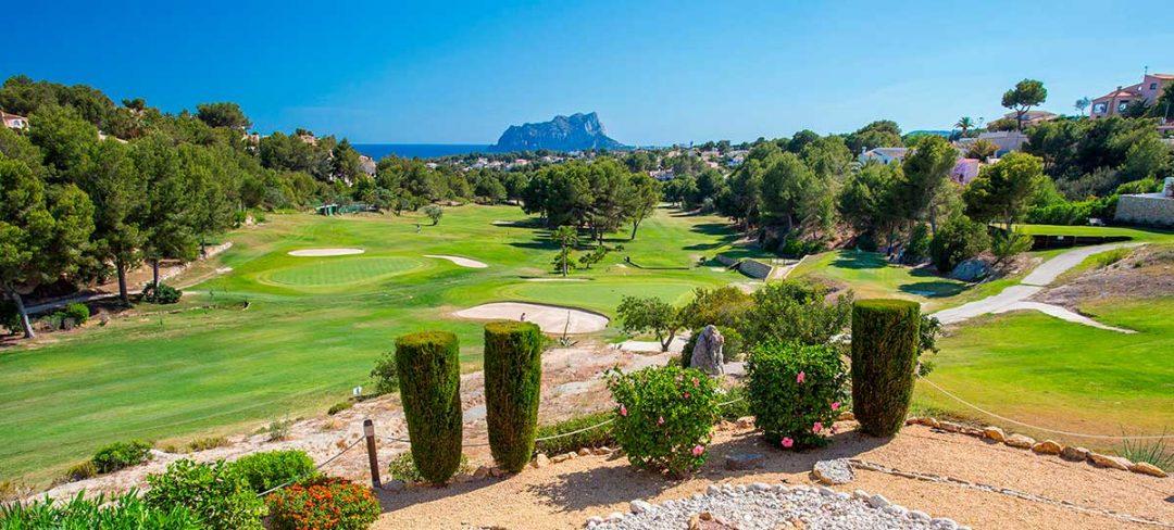 Campo de Golf Ifach Benissa Marina Alta