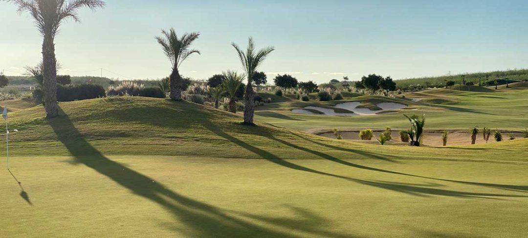 Plano General Vistabella Golf
