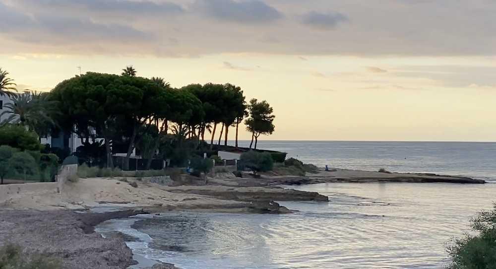 La Calita en el Cabo Alicante